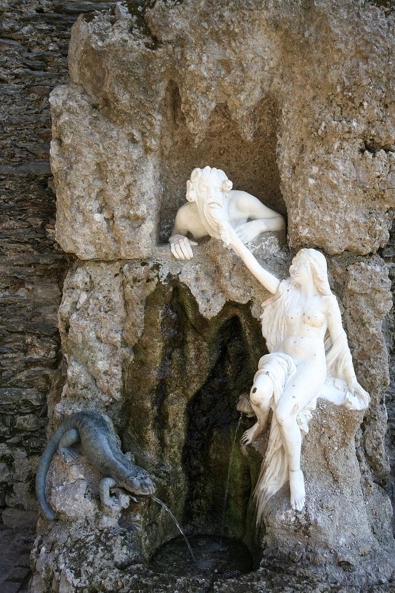 Nixen- oder Undinenbrunnen © by Johann Jaritz