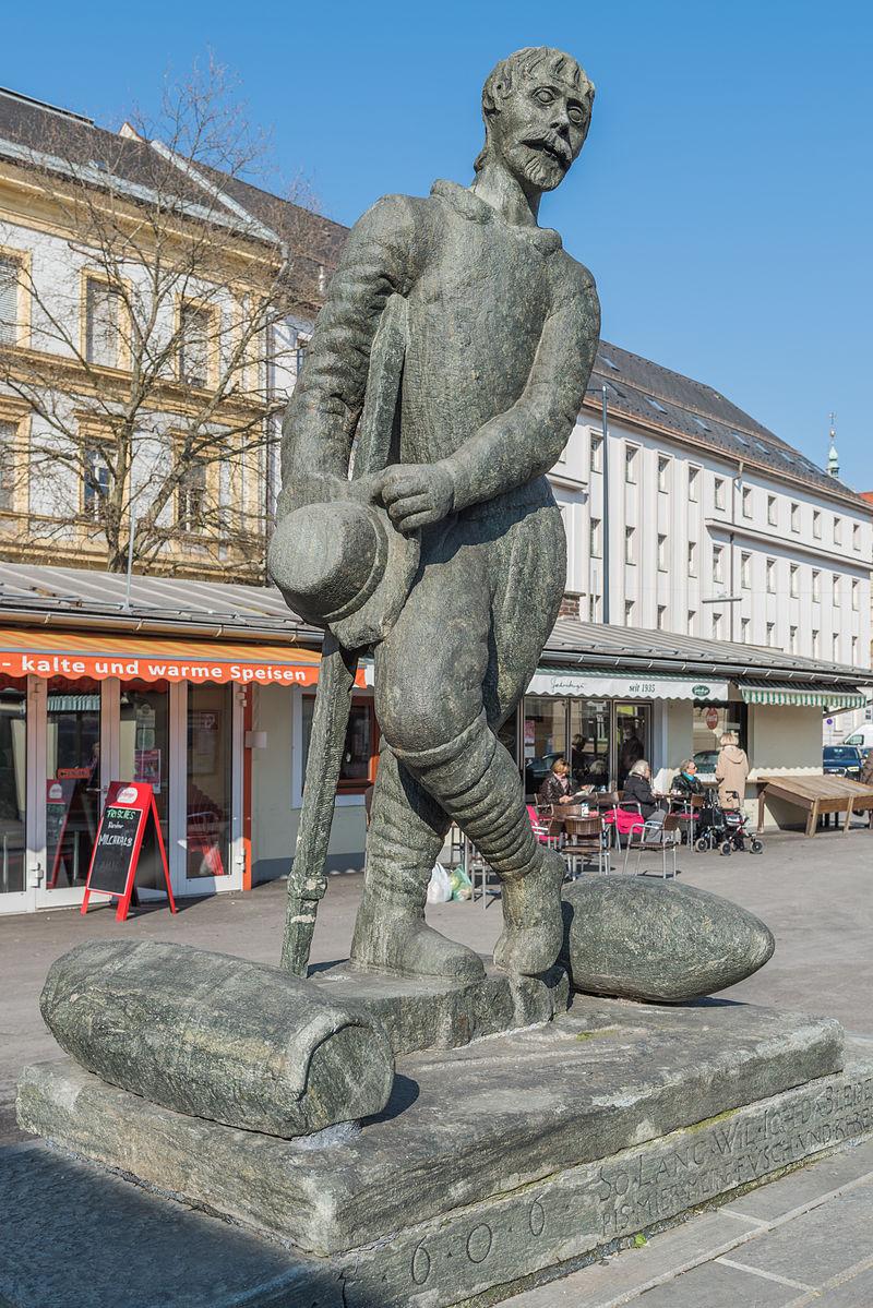 Sog. Steinerner Fischer © by Johann Jaritz