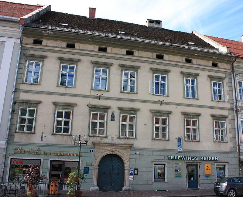 Bürgerhaus Zum goldenen Bären © by Mefusbren69