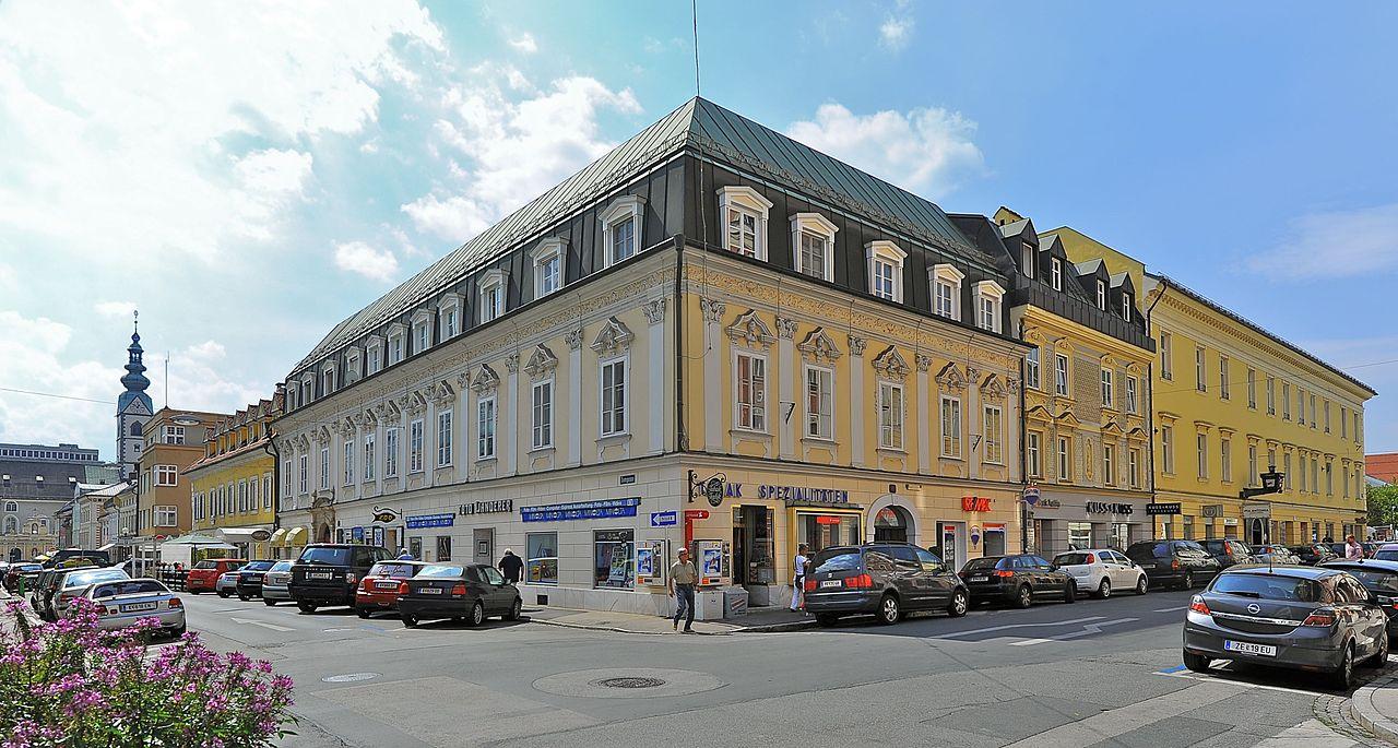 Bürgerhaus, Wohn- und Geschäftshaus © by Johann Jaritz