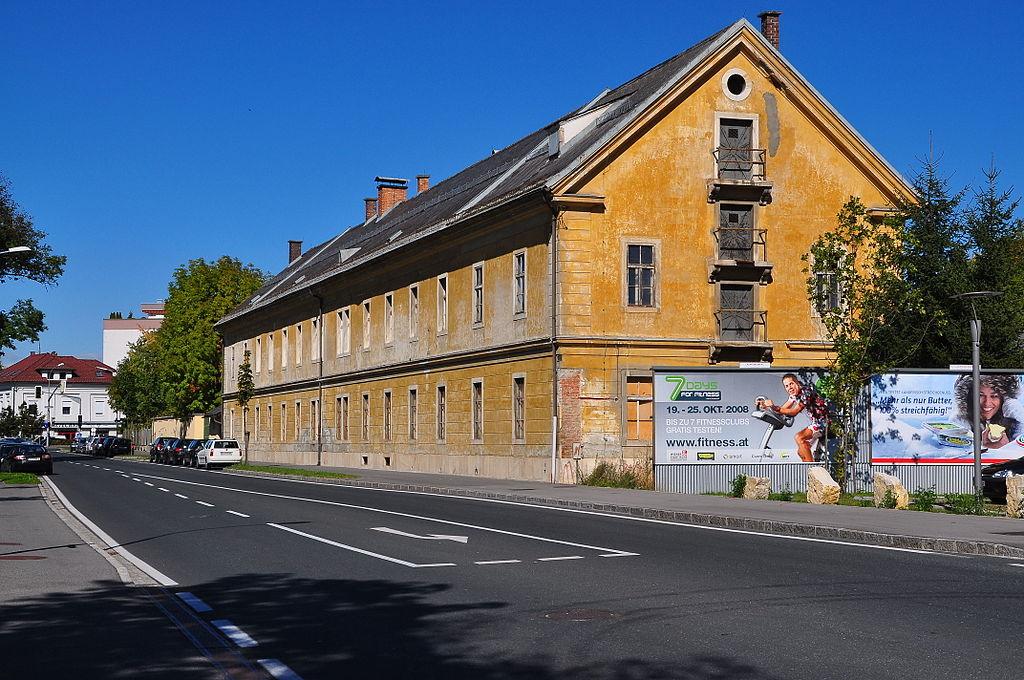 Heereswirtschaftsanstalt, Gruppenverpflegungsanstalt II © by Johann Jaritz