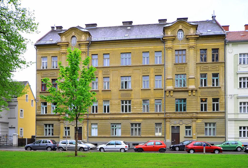 Wohnhaus, Miethaus © by Johann Jaritz