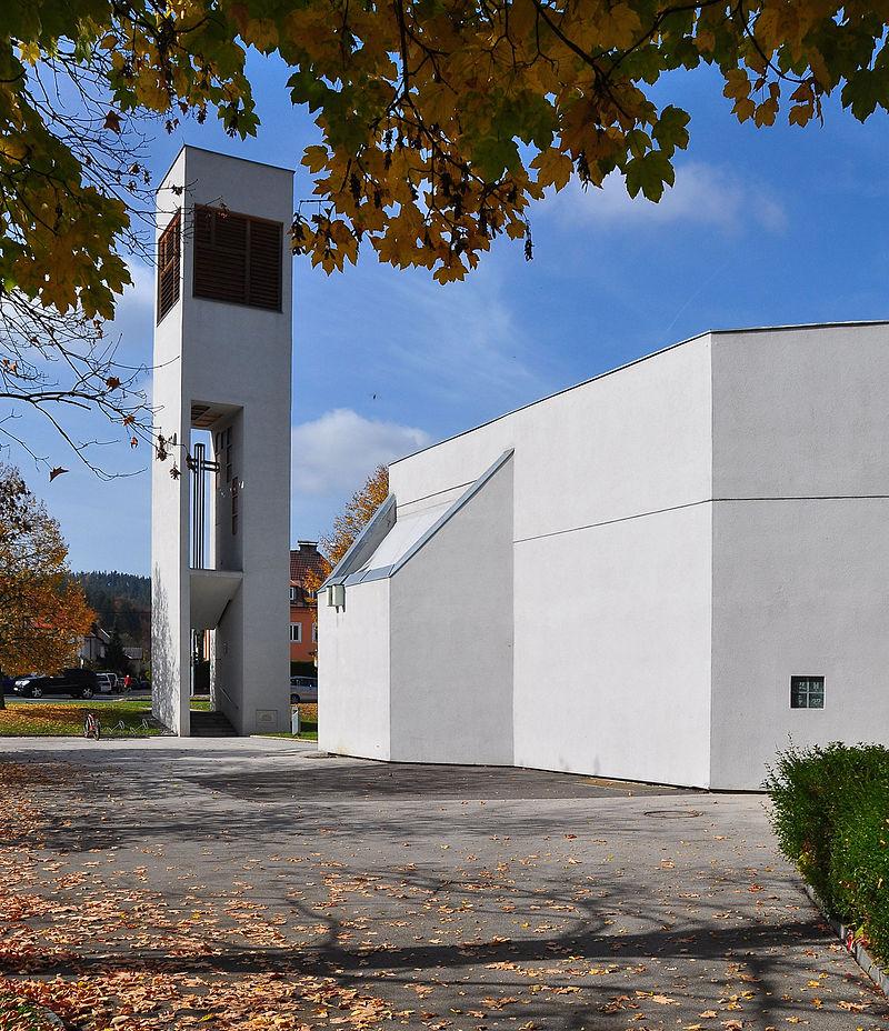 Stadtpfarrkirche St. Hemma © by Johann Jaritz