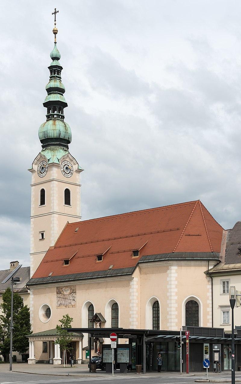 Heiligengeistkirche © by Johann Jaritz