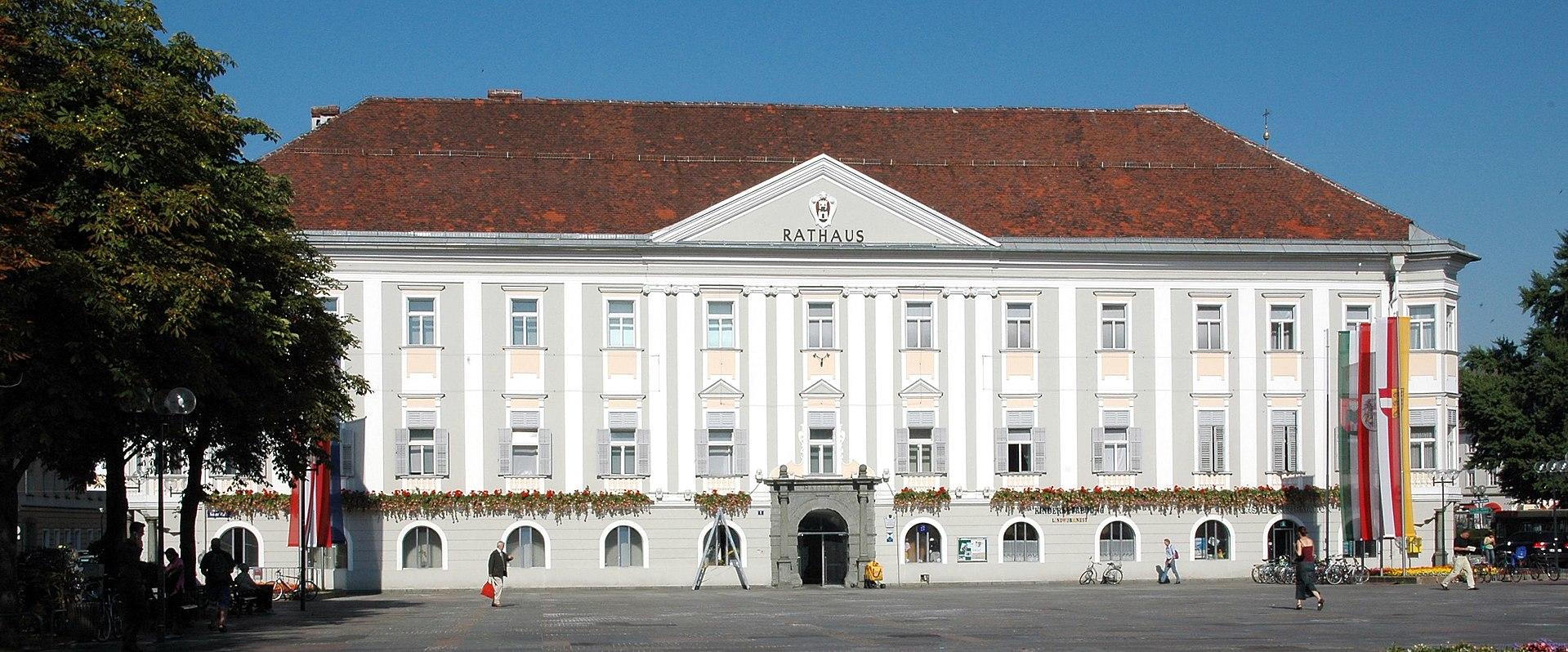 Rathaus © by Johann Jaritz