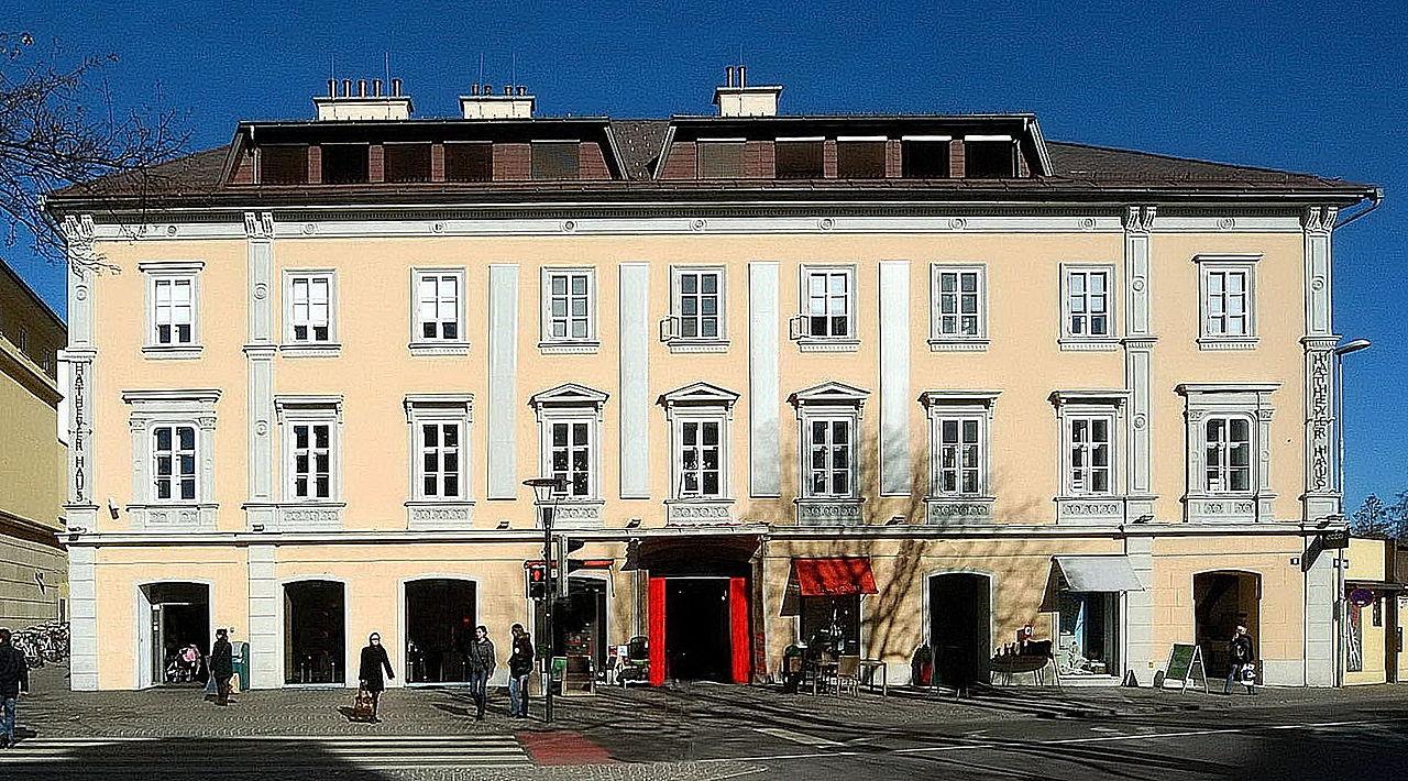 Wohn- und Geschäftshaus © Johann Jaritz