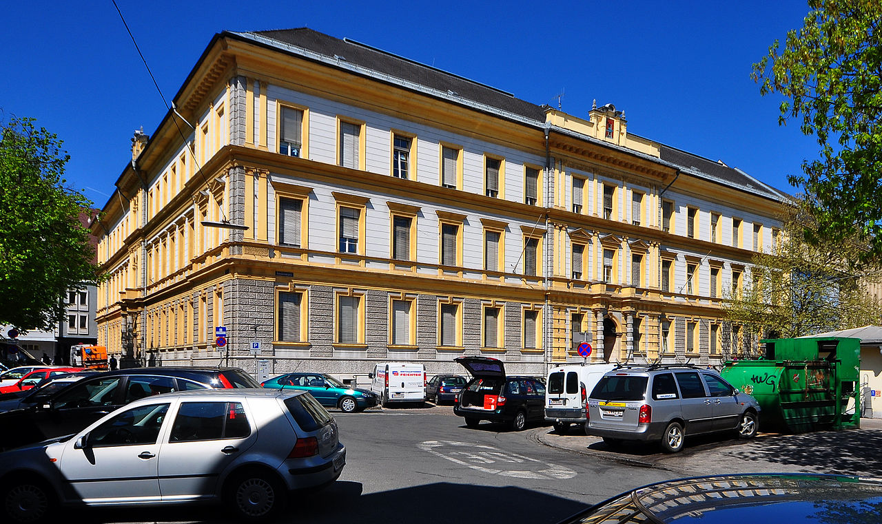 Volks- und Hauptschule, sog. Benediktinerschule © by Johann Jaritz