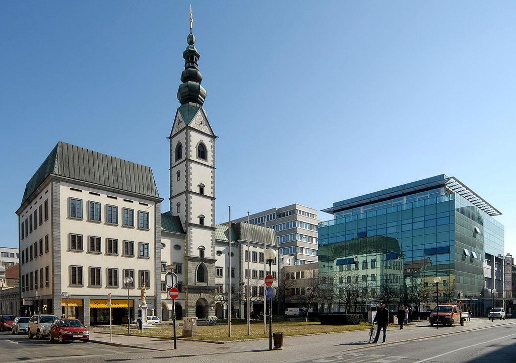 Dom und Stadtpfarrkirche hll. Petrus und Paulus © by Johann Jaritz