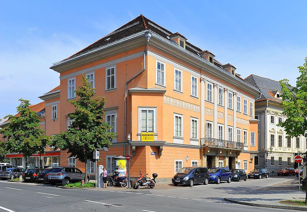 Palais Christallnig © Johann Jaritz