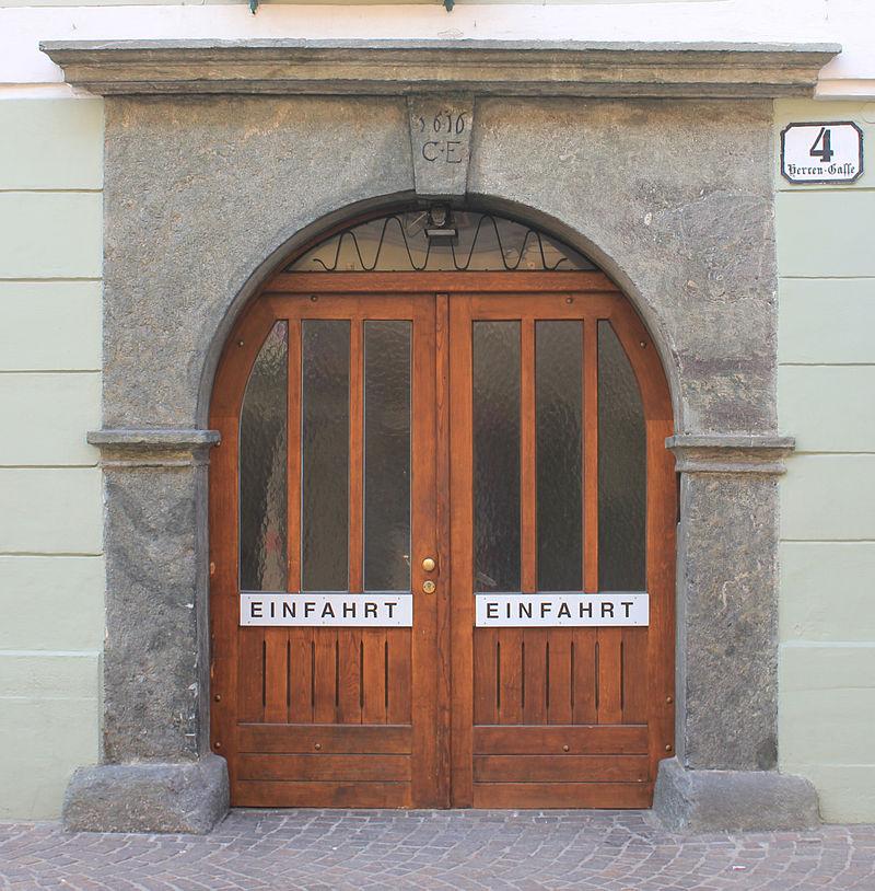 Bürgerhaus, Stadthaus © by Raul de Chissota
