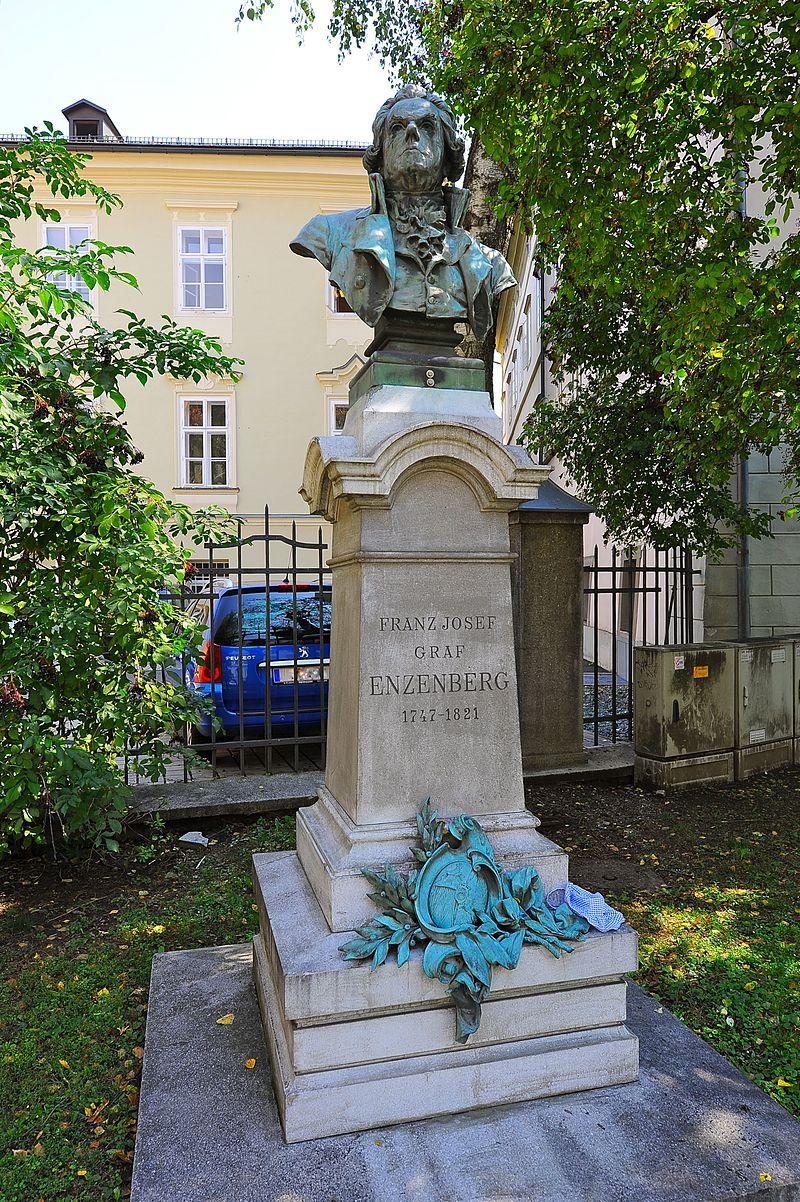 Enzenbergdenkmal © by Johann Jaritz