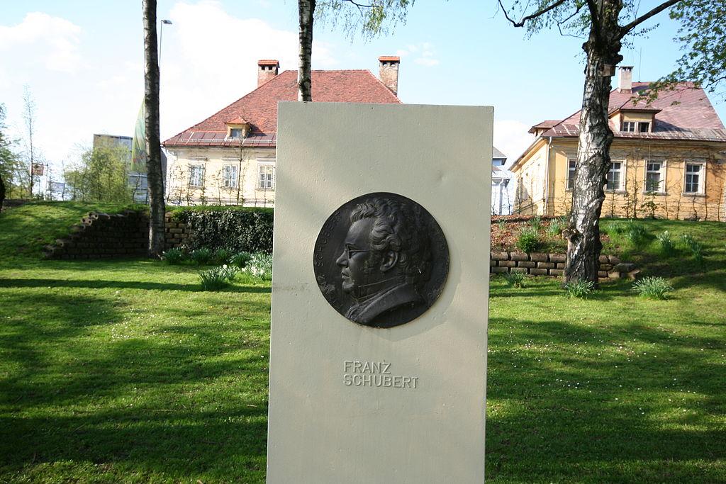 Franz-Schubert-Denkmal © by JJ55