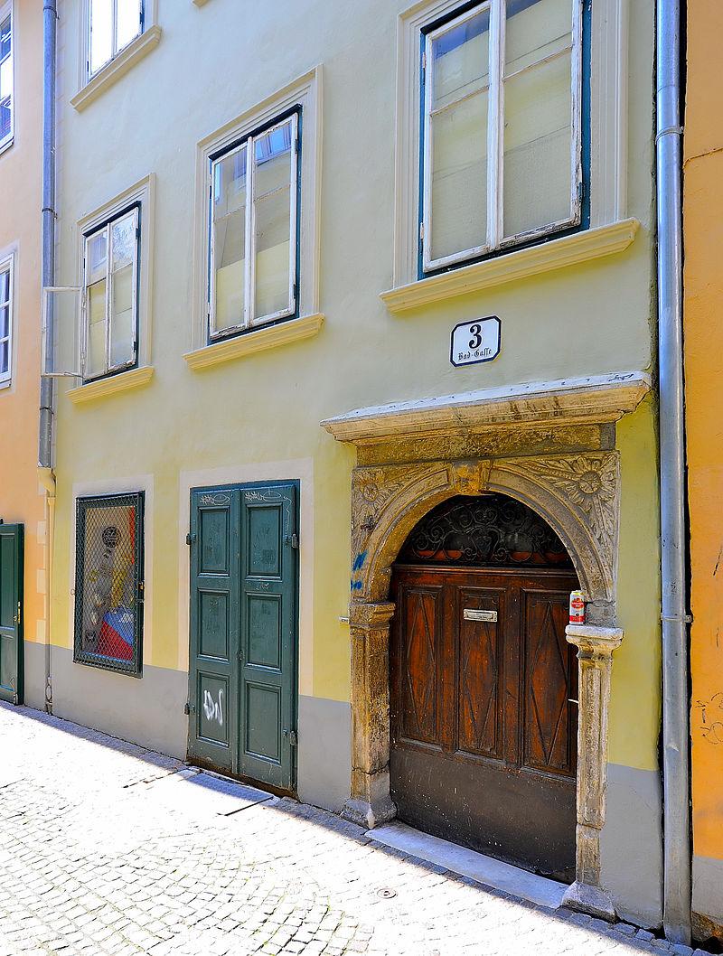 Bürgerhaus, Stadthaus © by Johann Jaritz