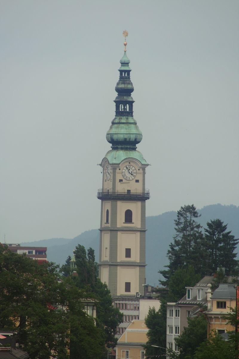 Stadthauptpfarrkirche hl. Egid © by Ich