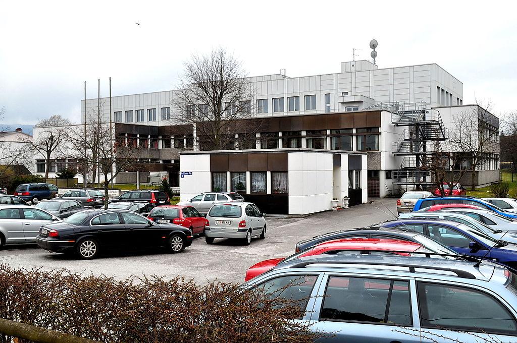 Bundesgymnasium und Bundesrealgymnasium für Slowenen © by Johann Jaritz
