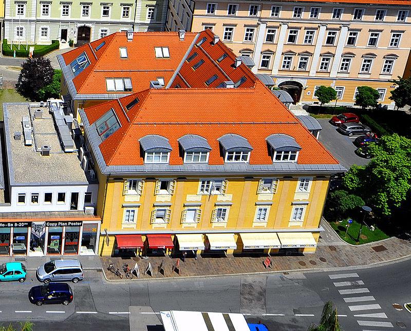 Ehem. Klagenfurter Versorgungsanstalt, Altes Siechenhaus © by Johann Jaritz