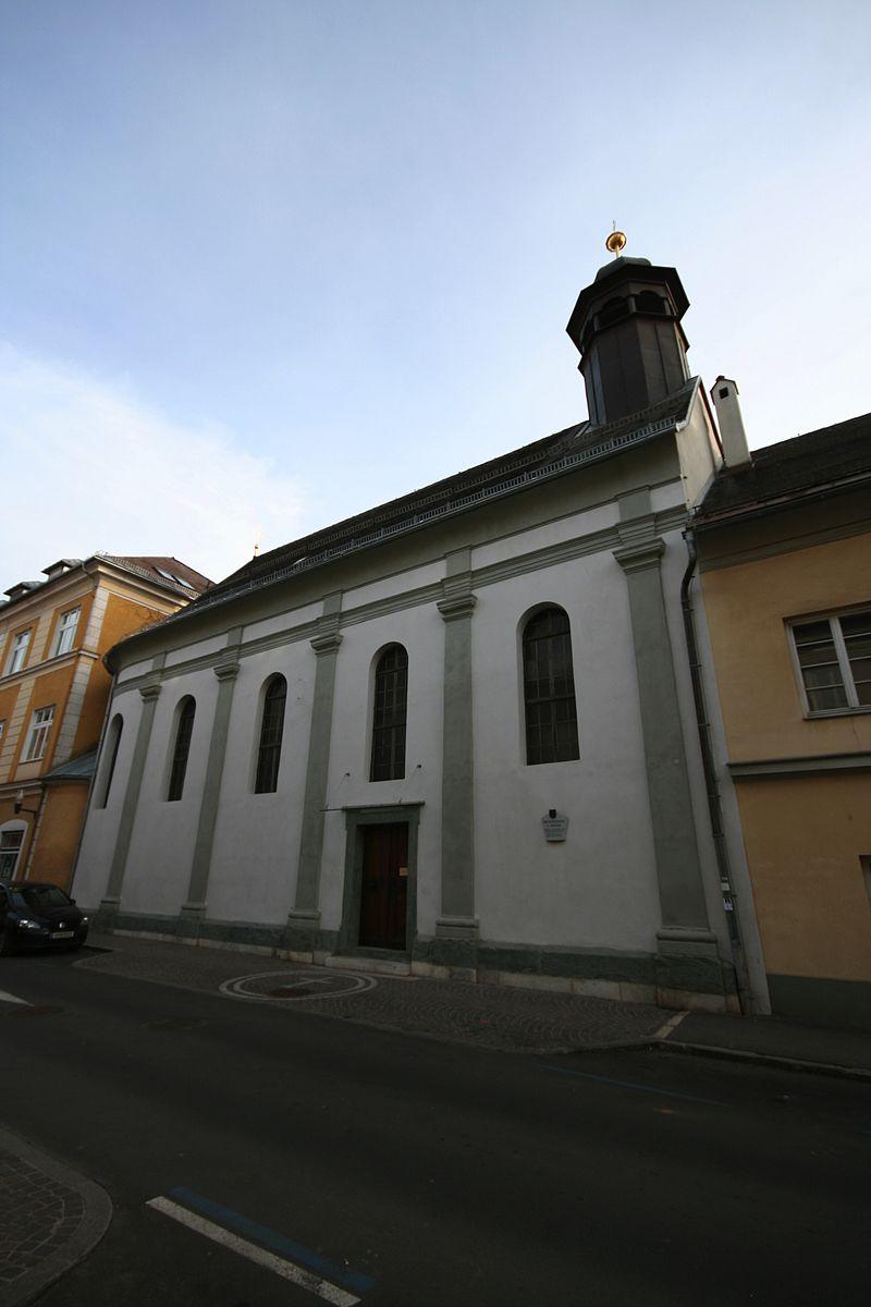 Bürgerspitalskirche hl. Sebastian © by JJ55