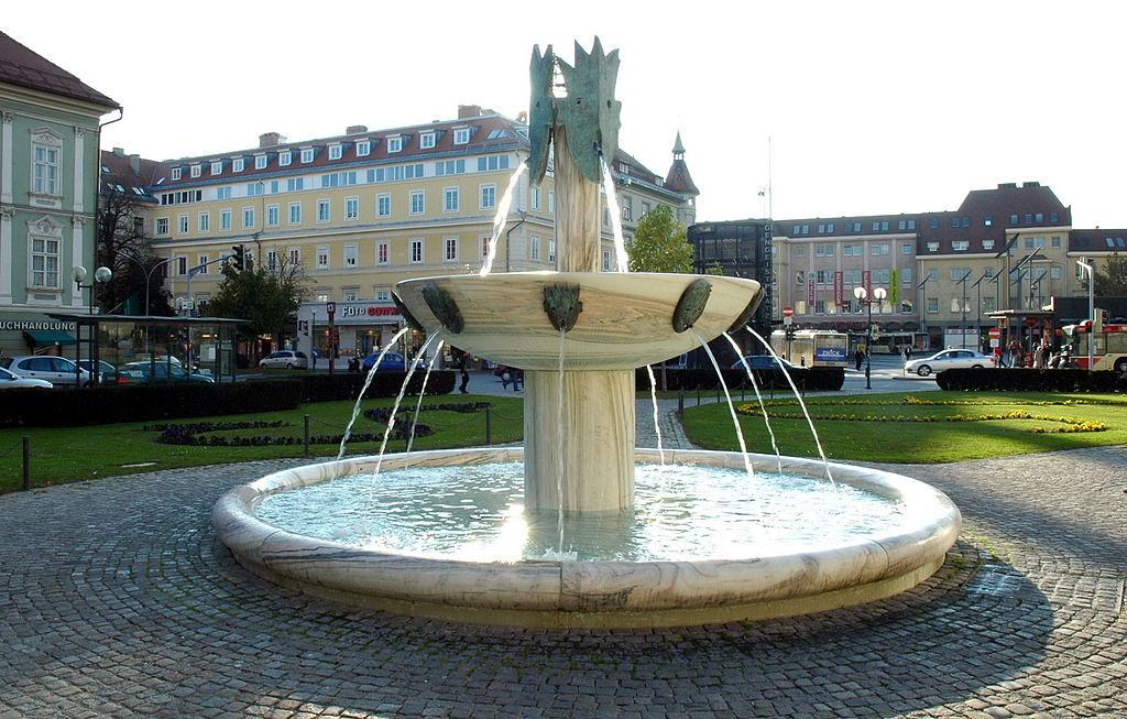 """Brunnen """"Der Gesang"""" © Johann Jarnitz"""