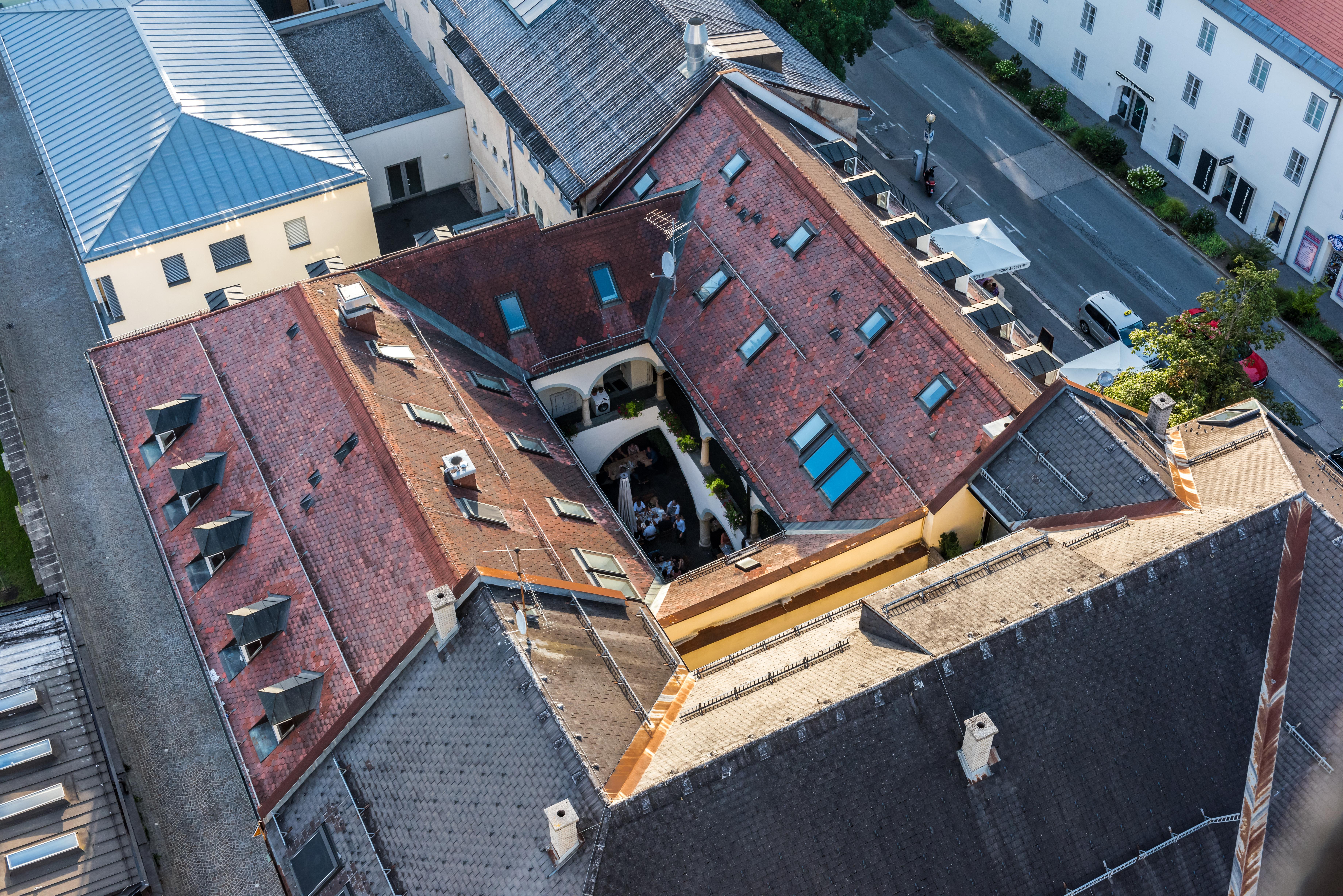 Gasthaus, ehem. Lindwurmstüberl, Zum Augustin © by Johann Jaritz