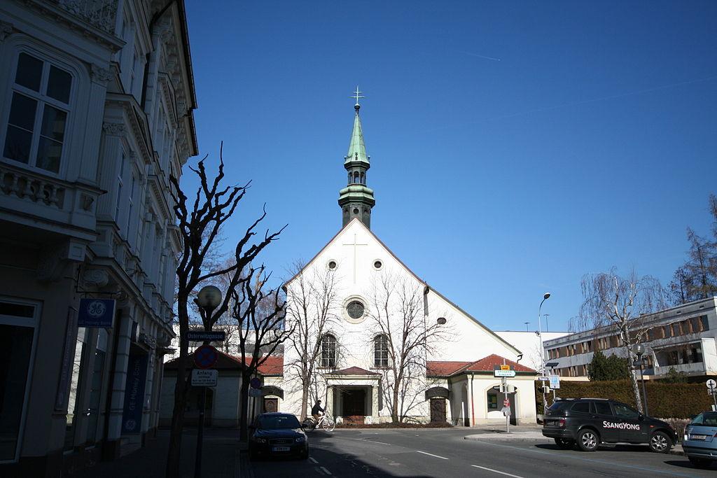 Kapuzinerkirche hl. Maria © by JJ55