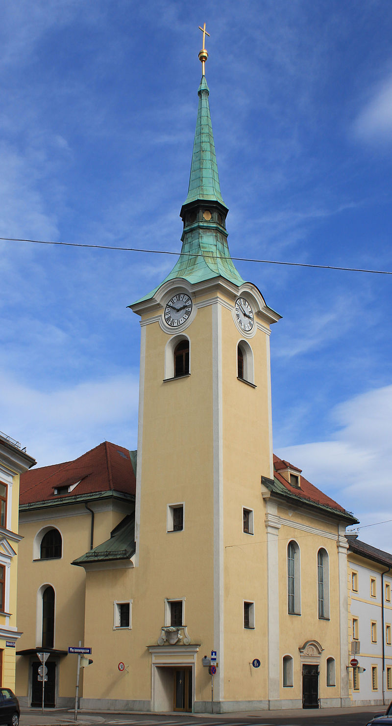 Stadtpfarrkirche St. Lorenzen © by Raul de Chissota
