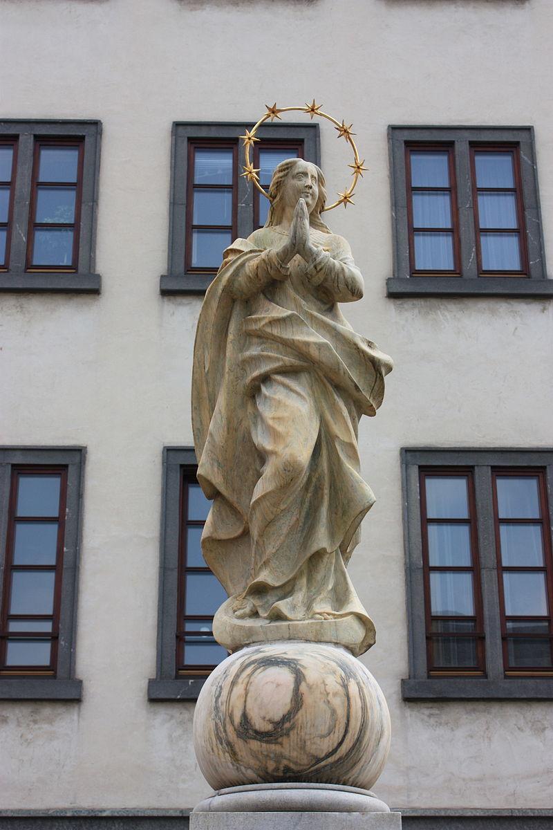 Figurenbildstock hl. Maria © by Mefusbren69