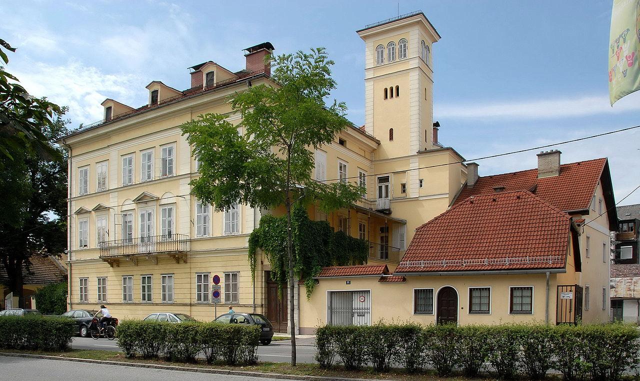 Wohnhaus samt Wirtschaftsgebäude, Wegkapelle und Gartenmauer © by Johann Jaritz